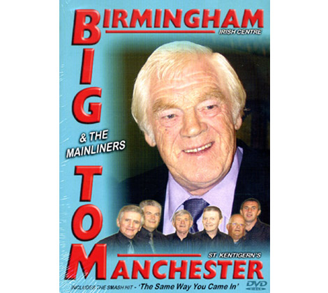 Big Tom DVD's