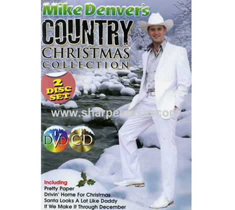 Mike-Denver---Country-Christmas-Collection