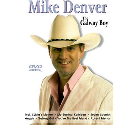 Mike Denver – The Galway Boy (DVD)