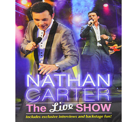 NATHAN CARTER – THE LIVE SHOW DVD
