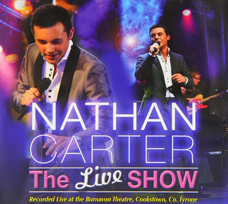 NATHAN CARTER – THE LIVE SHOW