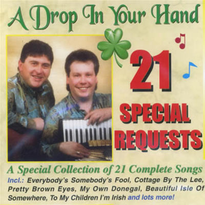 A Drop in Your hand