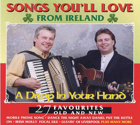A-Drop-in-Your-Hand---Songs-You'll-Love-From-Ireland