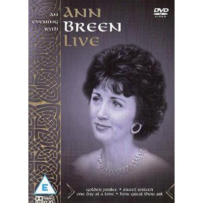 Ann Breen DVD's