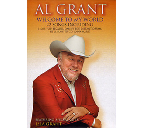 Al-Grant---Welcome-to-my-World