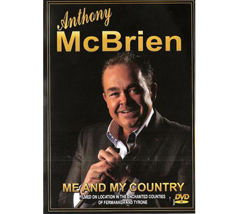 Anthony McBrien dvds