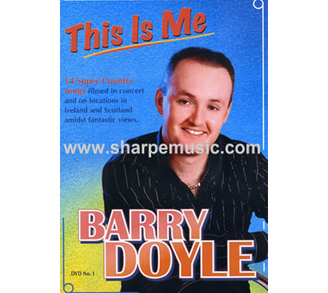 Barry Doyle DVD's
