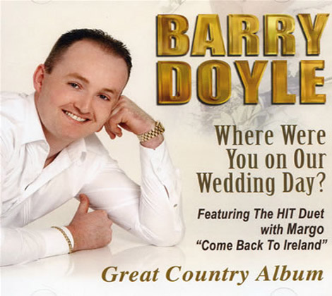 Barry-Doyle---Where-Were-You-on-Our-Wedding-Day