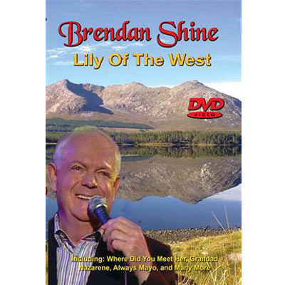 Brendan Shine DVDS