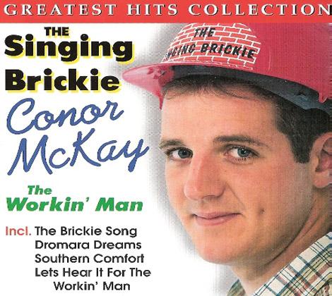 Conor McKay – The Singing Brickie