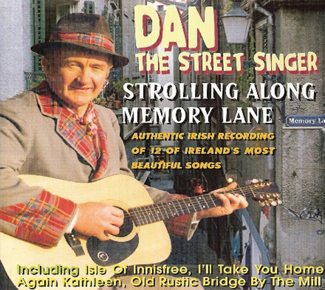 Dan-The-Street-Singer---Strolling-Along-Memory-Lane