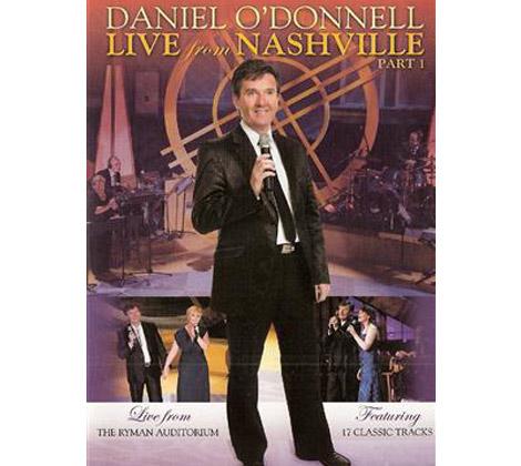 Daniel O'Donnell DVD's