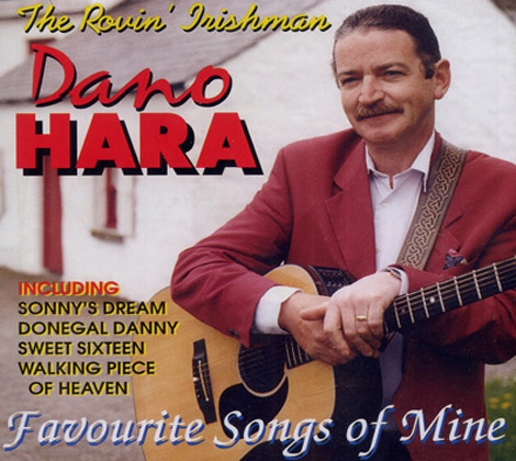 Dano-Hara---Favourite-Songs-of-Mine