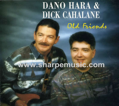 Dano-Hara-and-Dick-Cahalane---Old-Friends