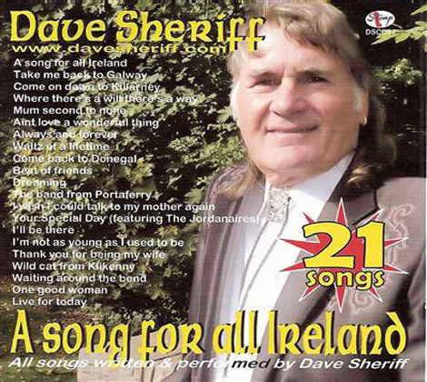 Dave-Sheriff-A-Song-For-All-ireland