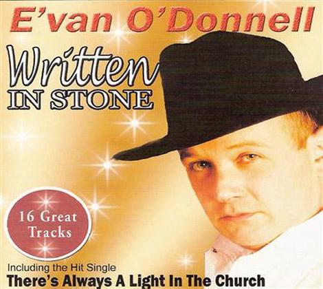 E'VAN-O'DONNELL---WRITTEN-IN-STONE