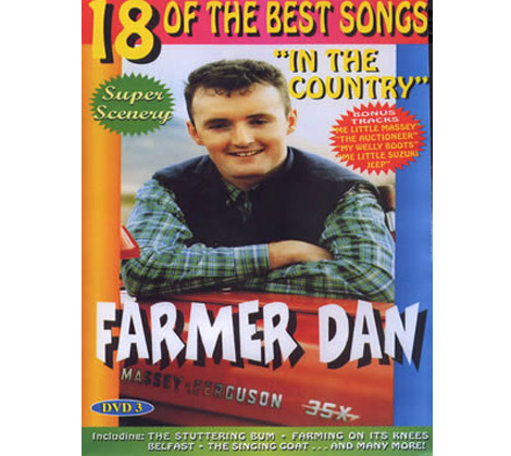 Farmer Dan – In The Country (DVD)