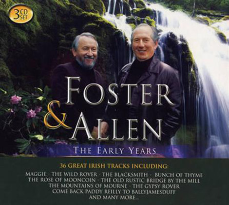 Foster-and-Allen---The-Early-Years