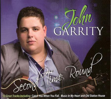 JOHN-GARRITY---SECOND-TIME-ROUND