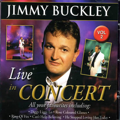 Jimmy-Buckley---Jimmy-Buckley-Live-in-Concert-Vol-2