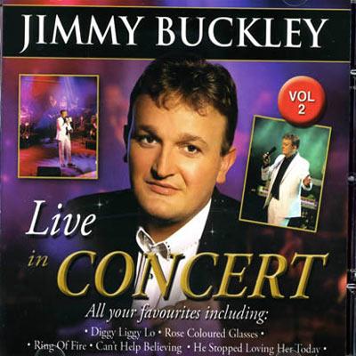 Jimmy-Buckley---Jimmy-Buckley-Live-in-Concert-Vol-2