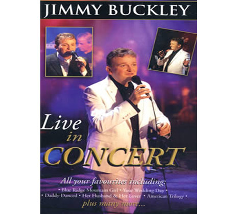 Jimmy Buckley dvds