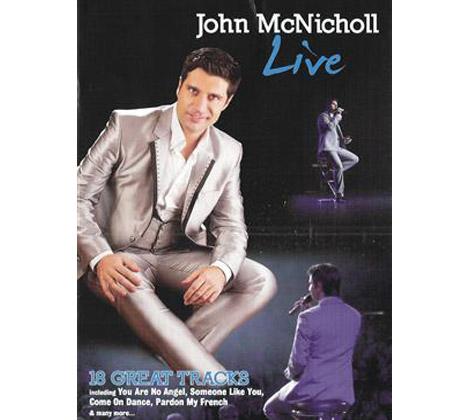 John McNicholl DVD's