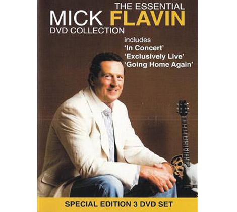 Mick Flavin dvd