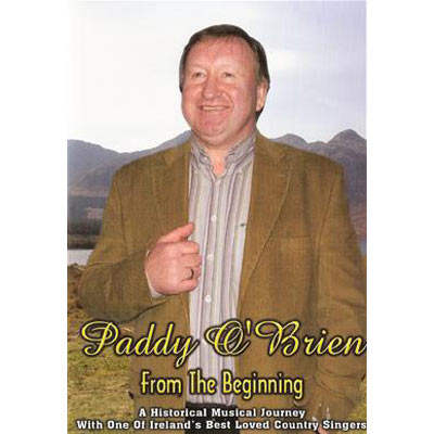PADDY O'BRIEN DVD's