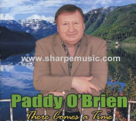 Paddy-O'Brien---There-Comes-a-Time