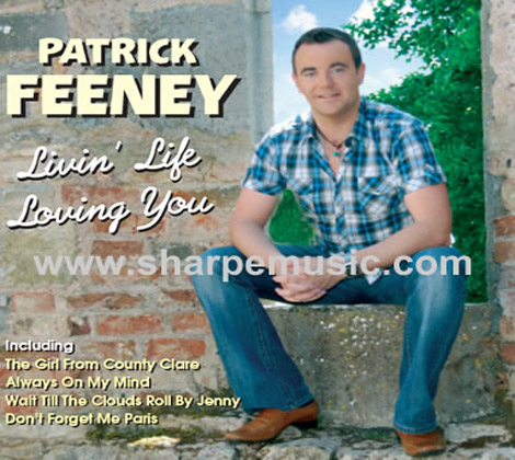 Patrick-Feeney---Livin'-Life-Loving-You