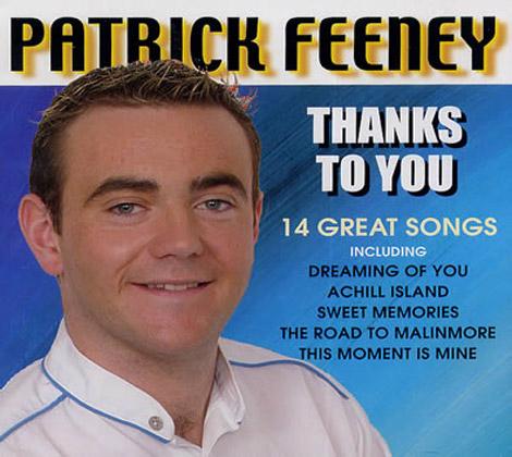 Patrick-Feeney---Thanks-To-You