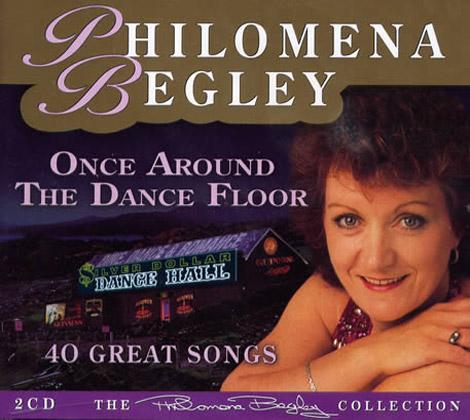 Philomena-Begley---Once-Around-The-Dance-Floor
