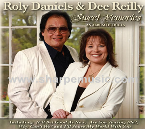 Roly-Daniels-and-Dee-Reilly---Sweet-Memories