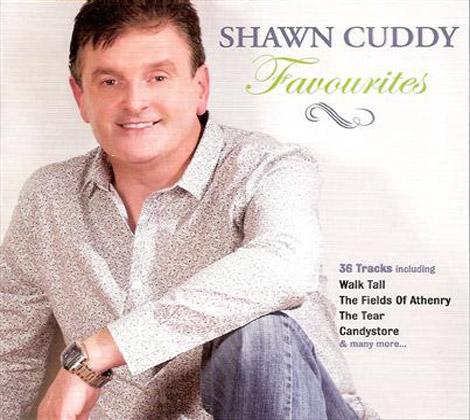 SHAWN CUDDY – FAVOURITES 2 CD SET