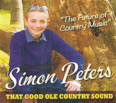 SIMON PETERS – THAT GOOD OLE COUNTRY SOUND