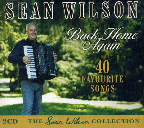Sean Wilson – Back Home Again