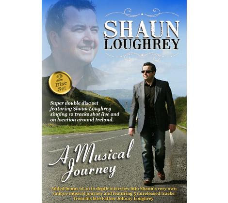 Shaun Loughrey – A Muscial Journey – DVD