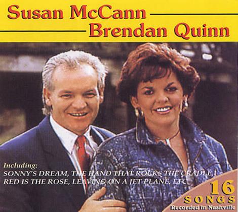 Susan McCann and Brendan Quinn – 16 Songs