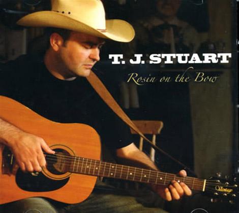 T J Stuart – Rosin on the Bow