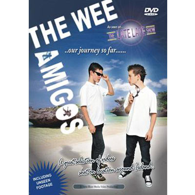 The Wee Amigos dvds