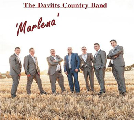 The-Davitts-Country-Band---Marlena