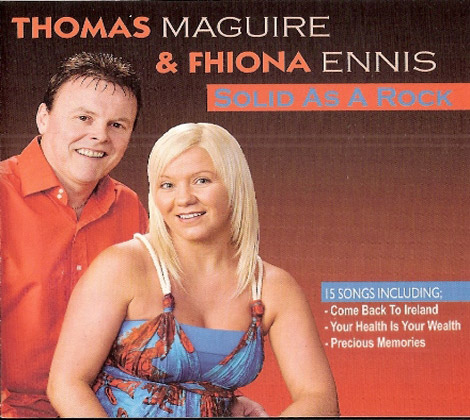 Thomas Maguire And Fiona Ennis – Solid As A Rock
