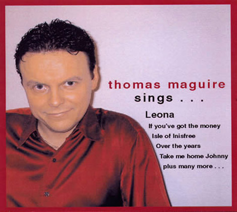 Thomas Maguire – Thomas Maguire Sings
