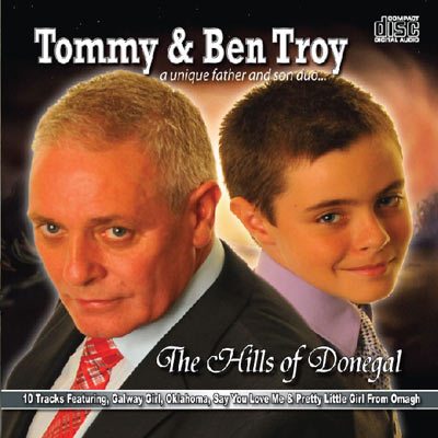 Tommy and Ben Troy