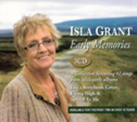 isla-Grant---Early-Memories---3-CD-Set