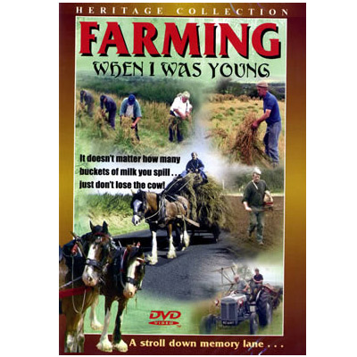 Various Artists – Farming When I Was Young (DVD)