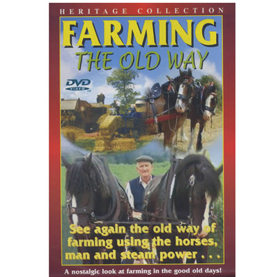 Various Artists – Farming the Old Way (DVD)