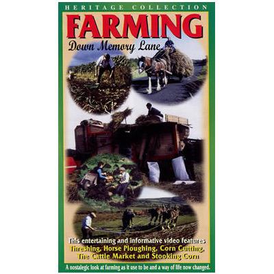 Various Artists – Farming Down Memory Lane (DVD)