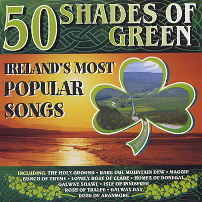 Various Artists – 50 Shades of Green